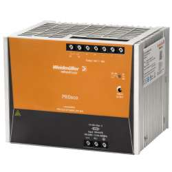 Weidmuller 1469560000 PRO ECO3 960W 24V 40A Исполнение: Источник питания регулируемый, 24 V