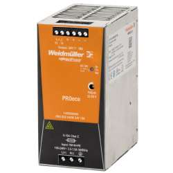 Weidmuller 1469590000 PRO ECO 240W 48V 5A Исполнение: Источник питания регулируемый, 48 V