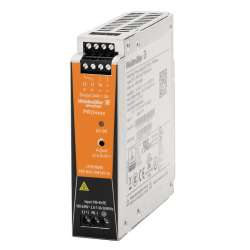 Weidmuller 1478100000 PRO MAX 72W 24V 3A Исполнение: Источник питания регулируемый, 24 V