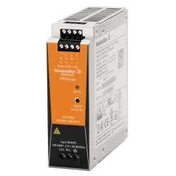 Weidmuller 1478110000 PRO MAX 120W 24V 5A Исполнение: Источник питания регулируемый, 24 V