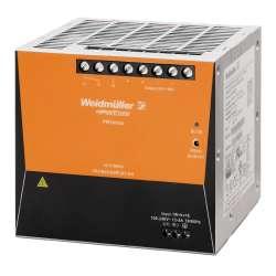 Weidmuller 1478150000 PRO MAX 960W 24V 40A Исполнение: Источник питания регулируемый, 24 V