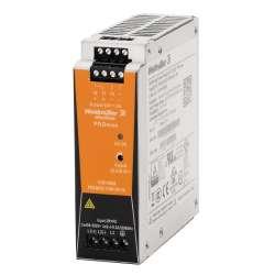 Weidmuller 1478170000 PRO MAX3 120W 24V 5A Исполнение: Источник питания регулируемый, 24 V