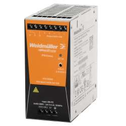 Weidmuller 1478180000 PRO MAX3 240W 24V 10A Исполнение: Источник питания регулируемый, 24 V