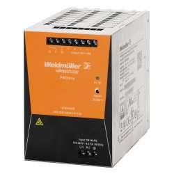 Weidmuller 1478190000 PRO MAX3 480W 24V 20A Исполнение: Источник питания регулируемый, 24 V