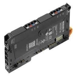 Weidmuller 1508080000 UR20-2FCNT-100 Исполнение: Вынесенный модуль ввода-вывода, IP20, Цифровые сигналы, Вход, Соединение PUSH IN, Счетчик, двухканальный