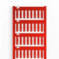 Weidmuller 1714101686 VT-TM-I 18 MC NE RT Исполнение: TM-I, Вставные маркировочные элементы, 18 x 4 мм.кв красный