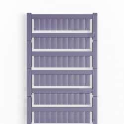 Weidmuller 1773551689 WS 12/6 MC NE VI Исполнение: WS, Маркировка клеммы, 12 x 6 мм.кв Шаг в мм.кв(P): 6.00 Weidmuller, Allen-Bradley, фиолетовый
