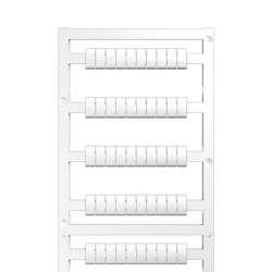 Weidmuller 1816280000 MF-W 9/5F MC NE WS Исполнение: MultiFit, Маркировка клеммы, 9 x 5 мм.кв Шаг в мм.кв(P): 5.00 WAGO, Legrand, белый