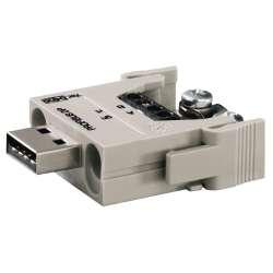Weidmuller 1879900000 HDC CM BUS 2SS PBDP N Исполнение: Промышленный разъем, HDC - вставка, Модуль ConCept