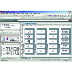 Weidmuller 1905490000 M-PRINT PRO Исполнение: Программное обеспечение для печати маркировки, Программное обеспечение, Windows Vista, Windows 7, Windows 8, Windows 8.1, Windows 10, ПО принтера