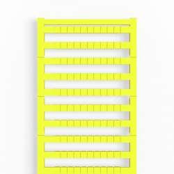 Weidmuller 1907520000 DEK 5/5 PLUS MC NE GE Исполнение: Dekafix, Маркировка клеммы, 5 x 5 мм.кв Шаг в мм.кв(P): 5.00 Weidmuller, желтый