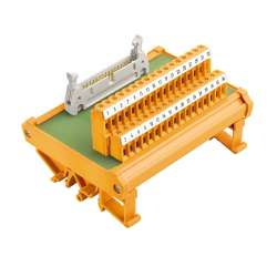 Weidmuller 225161001 RS F16 LP2N 5/16 Исполнение: Интерфейс, RSF, Вставной разъем по стандарту IEC60603-13/ DIN41651, 16 полюсов, Винтовое соединение