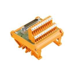 Weidmuller 8005211001 RS SD15B UNC 4.40 LP2N Исполнение: Интерфейс, RSSD, Вилка SUB-D, в соответствии с IEC 60807-2 / DIN 41652, 15-полюсное гнездо, Винтовое соединение