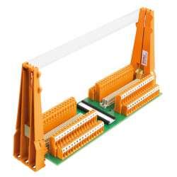 Weidmuller 8013120000 SKH C64*2 (A&C) RH2 Исполнение: Интерфейс, Розеточный разъем согласно DIN 41612, 64C