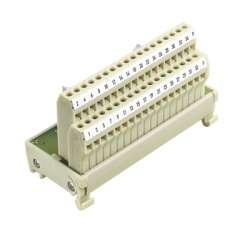 Weidmuller 8155590000 RS F34 LPK 2H/36 Исполнение: Интерфейс, RSF, Вставной разъем по стандарту IEC60603-13/ DIN41651, 34 полюса, Винтовое соединение