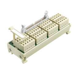 Weidmuller 8428880000 RS F40 I/O32 LMZF Исполнение: Интерфейс, RSF, 1-проводной, Пружинное соединение