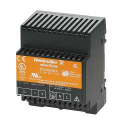 Weidmuller 8754960000 CP SNT 25W 5V 5A Исполнение: Источник питания регулируемый, 5 V