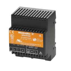 Weidmuller 8754970000 CP SNT 48W 12V 4A Исполнение: Источник питания регулируемый, 12 V
