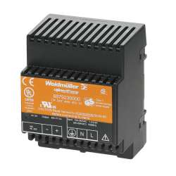 Weidmuller 8879230000 CP SNT 48W 48V 1A Исполнение: Источник питания регулируемый, 48 V