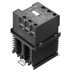 Weidmuller 8952130000 PSSR 24VDC/3PH AC 20A Исполнение: Power Solid-State Relais, Полупроводниковый контактор, 3 Нормально разомкнутый контакт (Симистор (нулевой перекрестный переключатель)), Номинальное напряжение: 8...30 В DC / 10...30 В AC , Номинальн