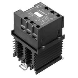 Weidmuller 8952140000 PSSR 230VAC/3PH AC 20A Исполнение: Power Solid-State Relais, Полупроводниковый контактор, 3 Нормально разомкнутый контакт (Симистор (нулевой перекрестный переключатель)), Номинальное напряжение: 90...240 В ACAC/DC , Номинальное напр