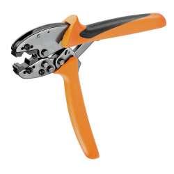 Weidmuller 9006380000 CTX 502 Исполнение: Инструмент для обжима, Обжимной инструмент для контактов, Шестигранный обжим (гексагональный)