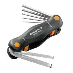 Weidmuller 9008870000 SKS 2,0-8,0 MR Исполнение: Штифтовой ключ, SW 2,0/2,5/3,0/4,0/5,0/6,0/8,0