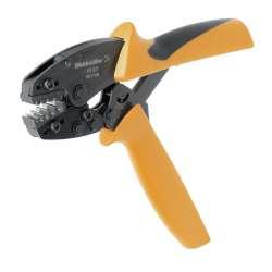 Weidmuller 9011460000 PZ 6/5 Исполнение: Инструмент для обжима, Инструмент для обжима наконечников, 0.25 мм.кв, 6 мм.кв, Обжим с трапецеидальной выемкой