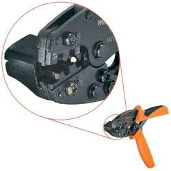Weidmuller 9013080000 HTF 48 Исполнение: Инструмент для обжима, Обжимной инструмент для контактов, 0.5мм.кв, 2.5мм.кв, B-Crimp