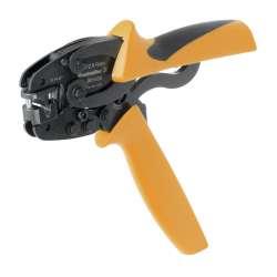 Weidmuller 9014350000 PZ 6 Roto Исполнение: Инструмент для обжима, Инструмент для обжима наконечников, 0.14 мм.кв, 6 мм.кв, Трапецеидальный обжим