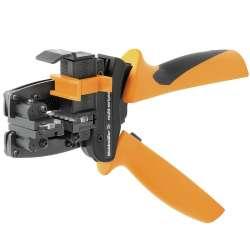 Weidmuller 9202210000 multi-stripax 6-16 Исполнение: Инструмент для снятия изоляции и резки, Гибкий и одножильный провод с ПВХ-изоляцией, 16мм.кв