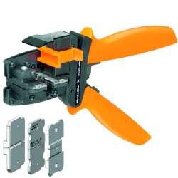Weidmuller 9202230000 multi-stripax AWG Исполнение: Инструмент для снятия изоляции и резки, Провод с ПТФЭ- и ПВХ-изоляцией, размер AWG