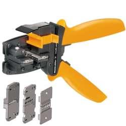Weidmuller 9203610000 multi-stripax 0.75-4?SL Исполнение: Инструмент для снятия изоляции и резки, Гибкий и одножильный провод с ПВХ-изоляцией