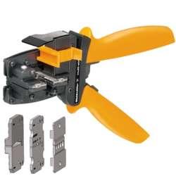 Weidmuller 9204560000 multi-stripax 1.5-6.0S Исполнение: Инструмент для снятия изоляции и резки, Гибкий и одножильный провод с ПВХ-изоляцией