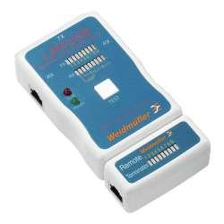 Weidmuller 9205400000 LAN USB TESTER Исполнение: Пробник отсутствия обрыва в кабеле данных
