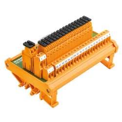 Weidmuller 9441860000 RS 16IO 1W I R S Исполнение: Интерфейс, RS, Размыкатель, 1-проводной, Винтовое соединение