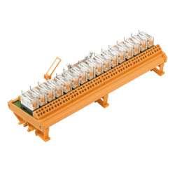 Weidmuller 9444660000 RSM-16 24V(-/+) 1CO Z Исполнение: Интерфейс, RSM, 16, RCL, Пружинное соединение