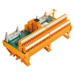 Weidmuller 9445930000 RS 32IO 2W L H S Исполнение: Интерфейс, RS, Светодиод, 2-проводной, Винтовое соединение