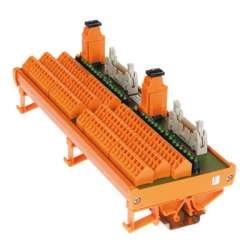Weidmuller 9447970000 RS 32IO 3W L H Z Исполнение: Интерфейс, RS, Светодиод, 3-проводной, Пружинное соединение