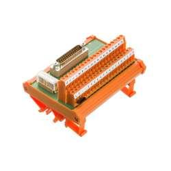 Weidmuller 9448010000 RS 8AIO DP SD S Исполнение: Интерфейс, RS, 2-проводной, Винтовое соединение