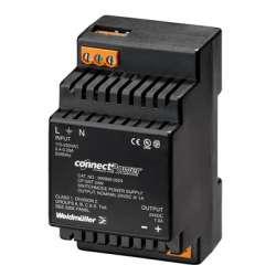 Weidmuller 9928890012 CP SNT 24W 12V 1.5A Исполнение: Источник питания регулируемый, 12 V