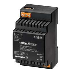 Weidmuller 9928890015 CP SNT 24W 15V 1.5A Исполнение: Источник питания регулируемый, 15 V